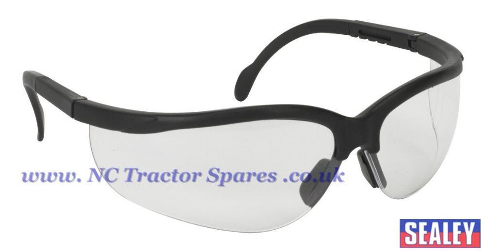 Adjustable Safety Spectacles